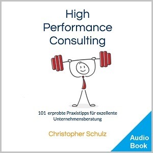 High Performance Consulting - Audio Book Cover