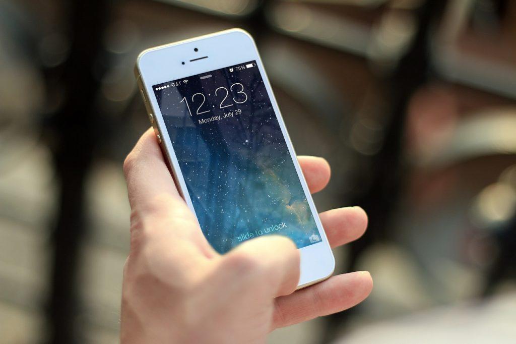 Was ist ein Unternehmensberater - Apple iPhone