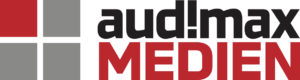 aud!max MEDIEN - Logo